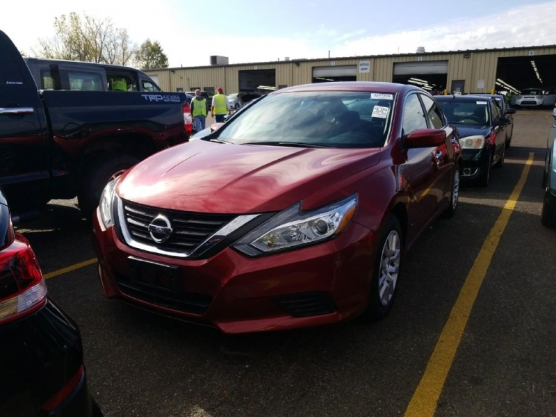 NISSAN ALTIMA 2016 price $12,660
