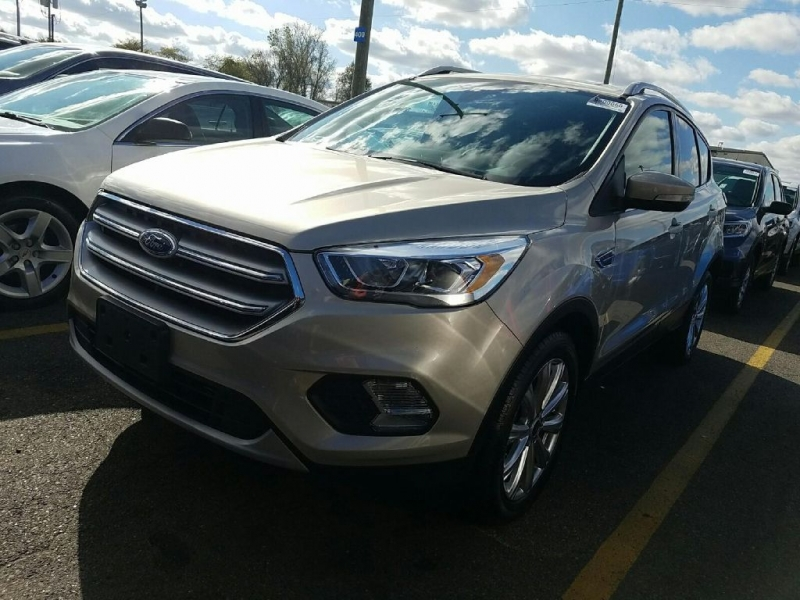 FORD ESCAPE 2017 price $16,976