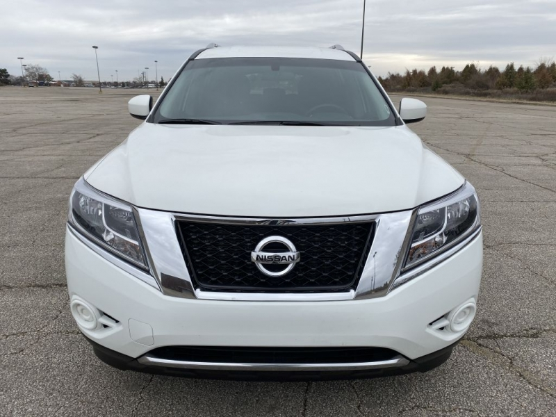 NISSAN PATHFINDER 2016 price $16,506