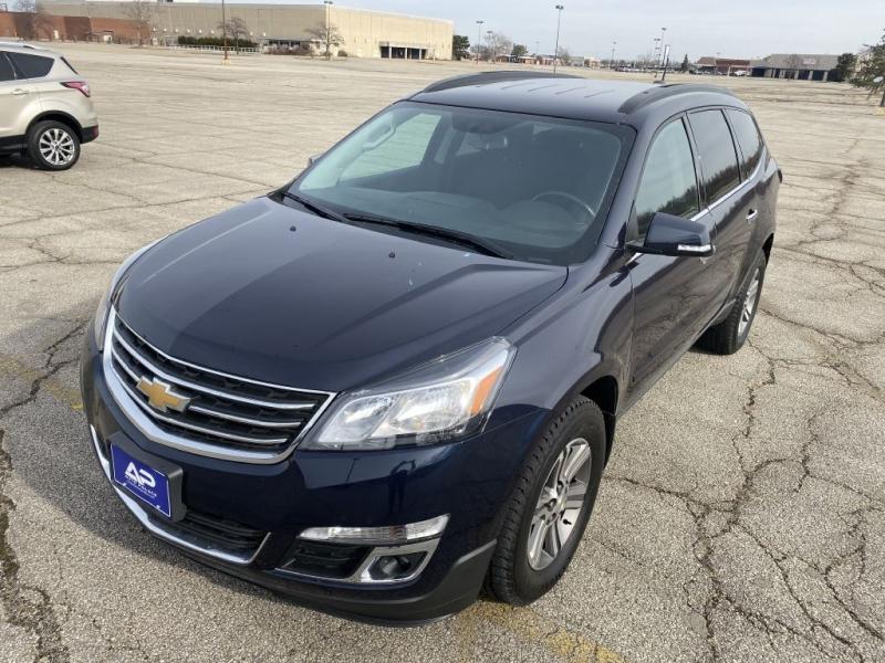Auto Palace Columbus >> 2017 Chevrolet Traverse Lt