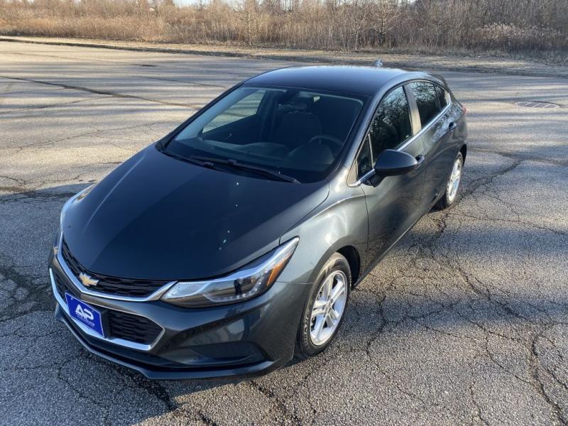 Auto Palace Columbus >> 2017 Chevrolet Cruze Lt