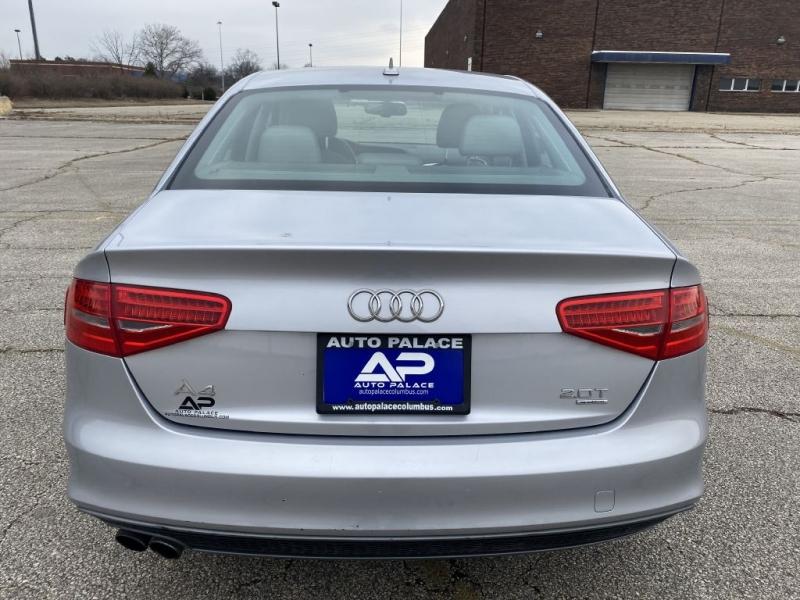 AUDI A4 2015 price $15,999
