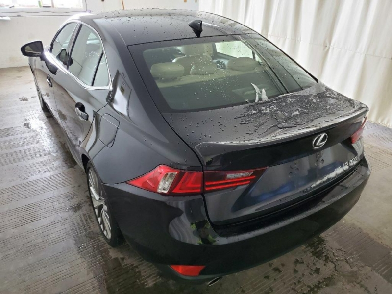 LEXUS IS 2016 price $18,999