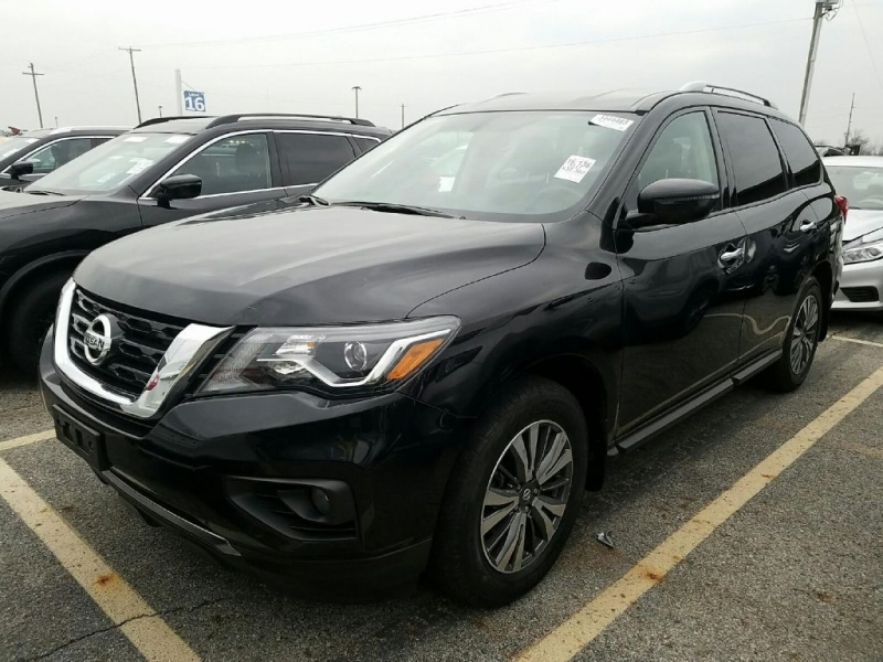 NISSAN PATHFINDER 2017 price $16,500