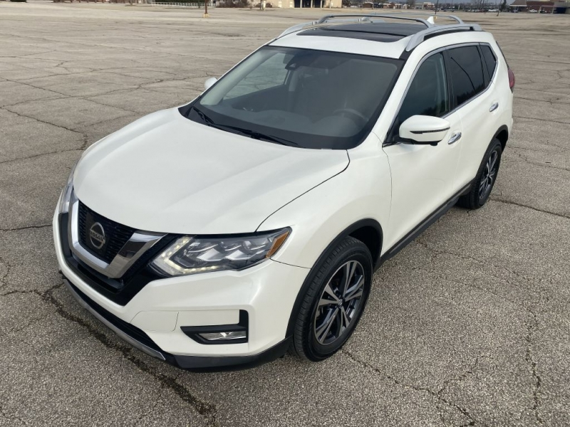 NISSAN ROGUE 2017 price $14,535
