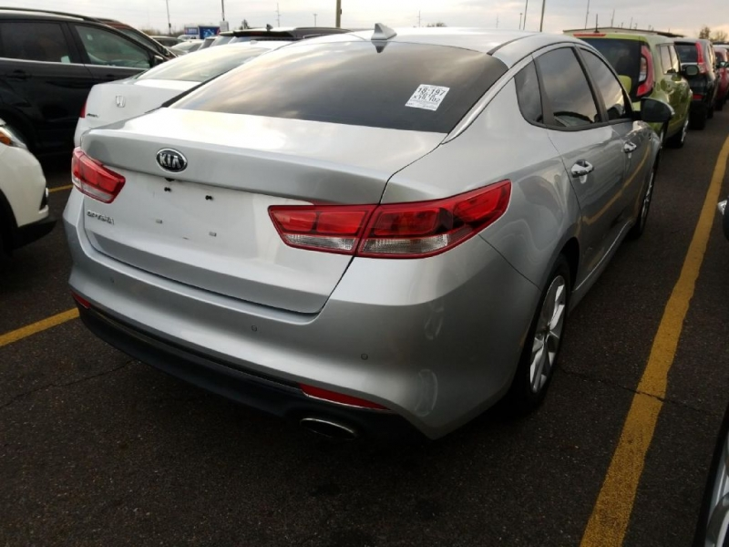 KIA OPTIMA 2018 price $13,500