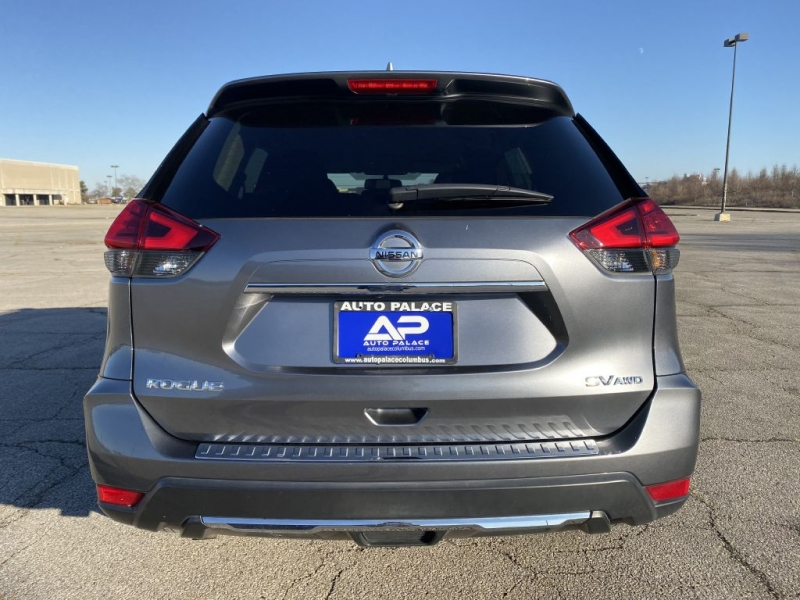 NISSAN ROGUE 2017 price $12,951