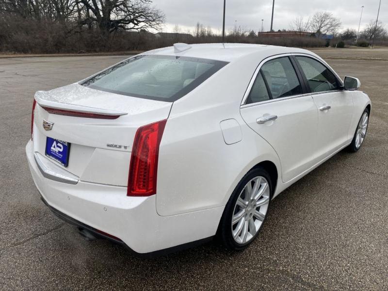 CADILLAC ATS 2017 price $16,999