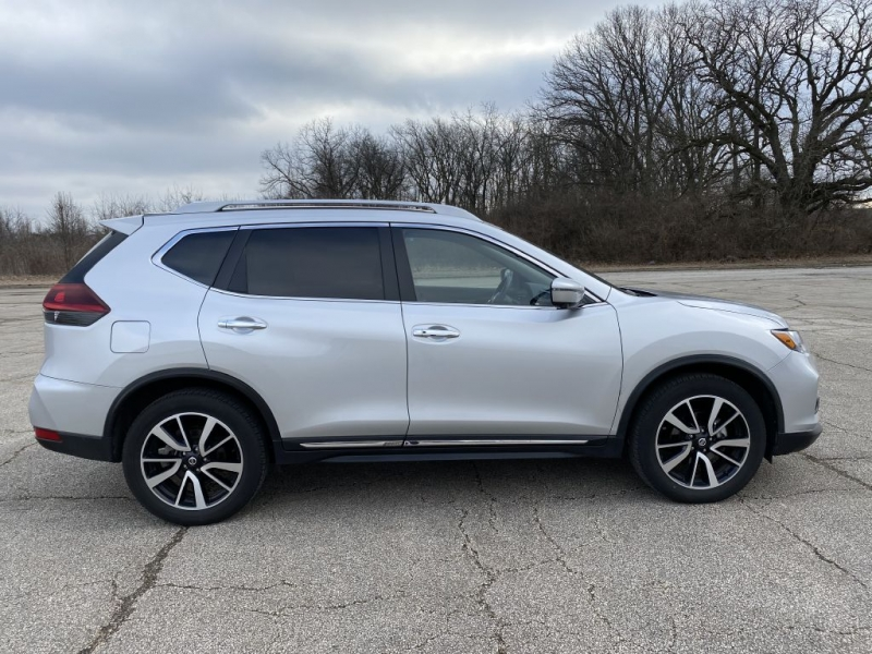 NISSAN ROGUE 2019 price $19,249