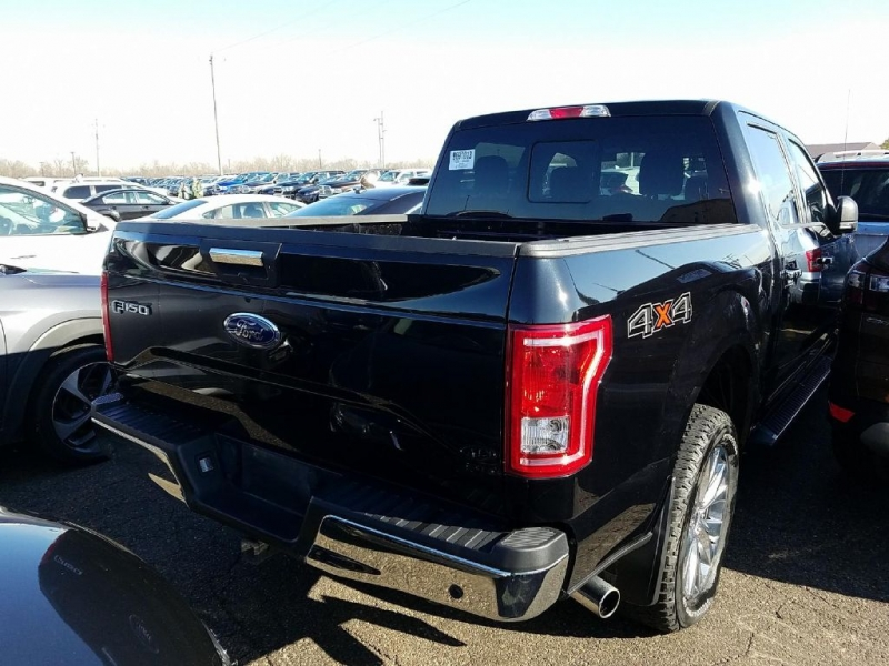 FORD F150 2017 price $21,999