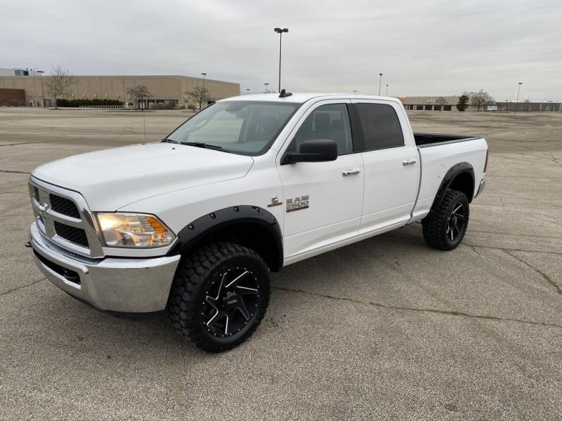 RAM 2500 2018 price $35,999
