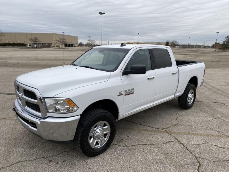 RAM 2500 2018 price $34,704