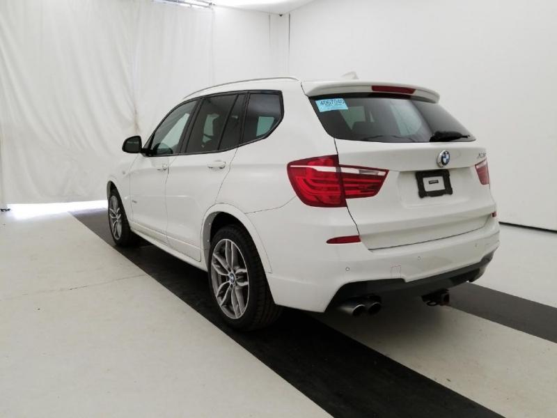BMW X3 2017 price $20,999