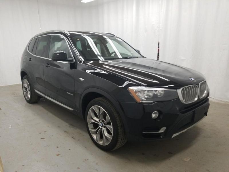 BMW X3 2017 price $19,999