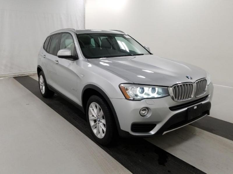 BMW X3 2017 price $16,999
