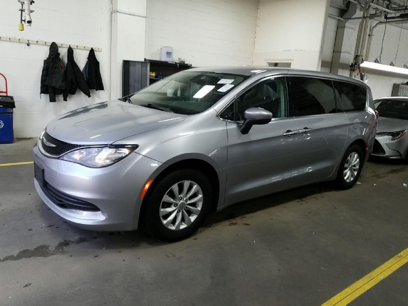 CHRYSLER PACIFICA 2017 price $15,286