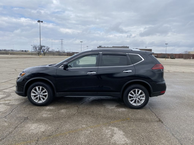 NISSAN ROGUE 2018 price $16,049