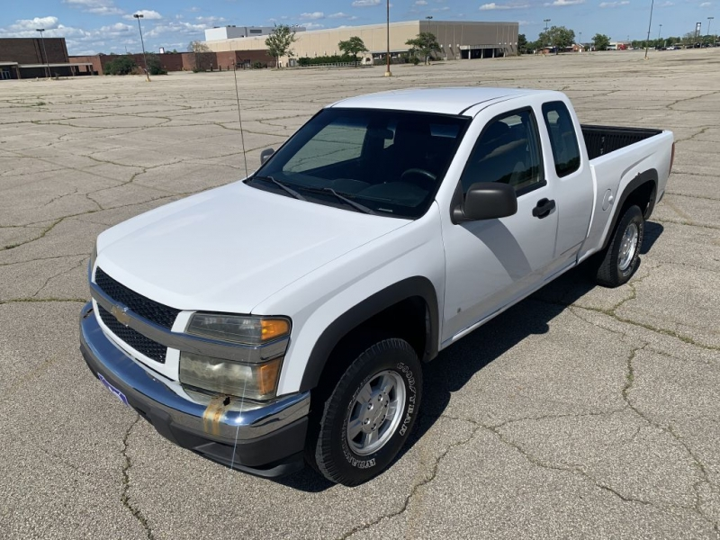 CHEVROLET COLORADO 2007 price $4,999