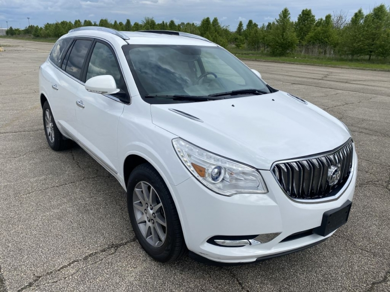 BUICK ENCLAVE 2017 price $17,900