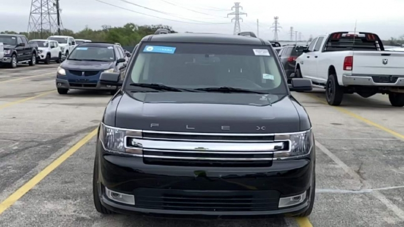 FORD FLEX 2018 price $20,999