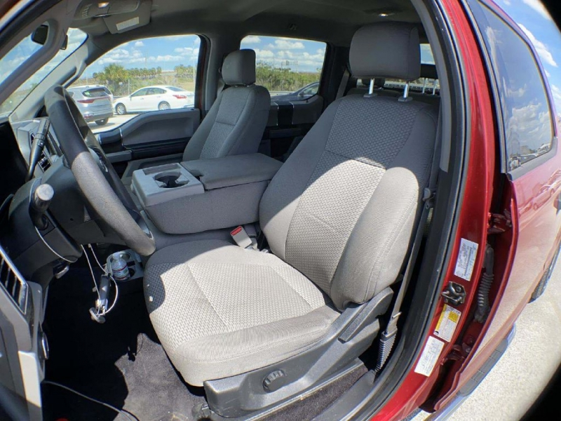 FORD F150 2015 price $21,585