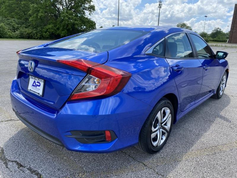 HONDA CIVIC 2017 price $12,495