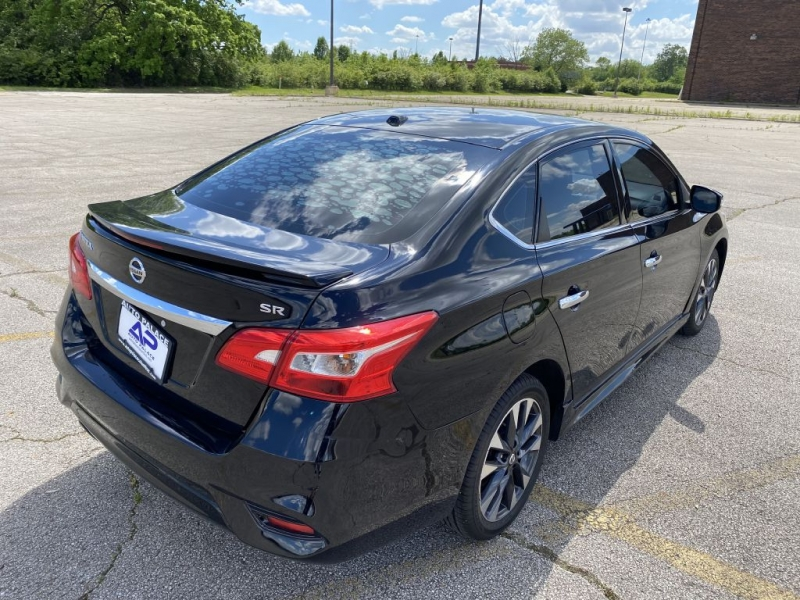 NISSAN SENTRA 2018 price $10,323