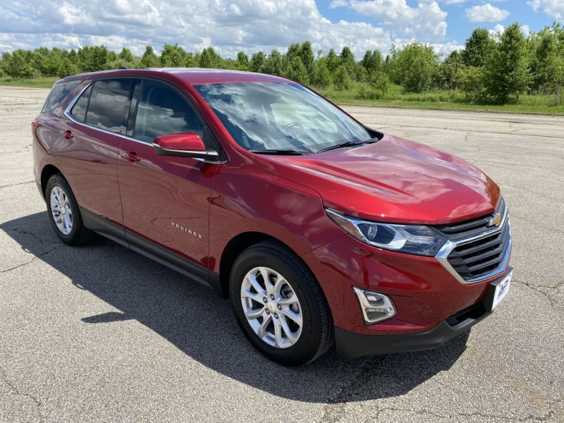 CHEVROLET EQUINOX 2018 price $14,495