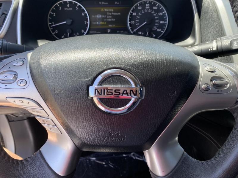 NISSAN MURANO 2017 price $17,999