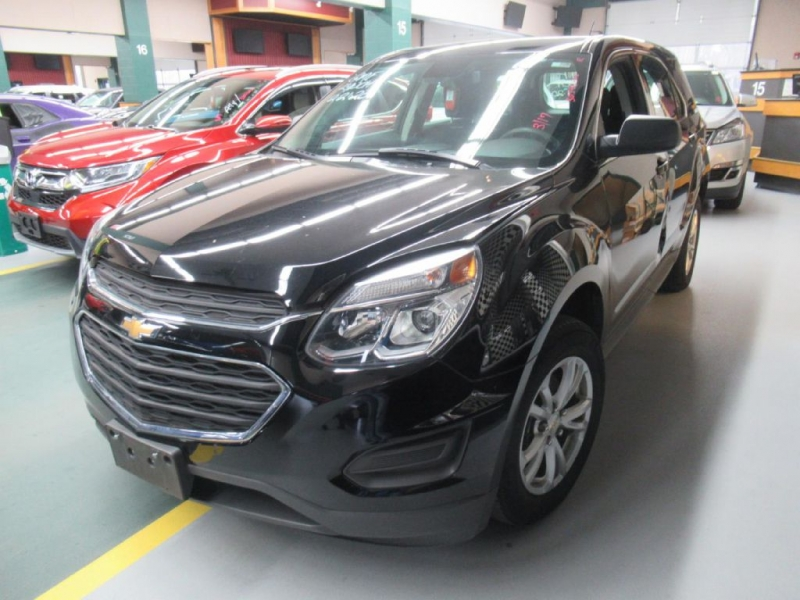 CHEVROLET EQUINOX 2017 price $13,999