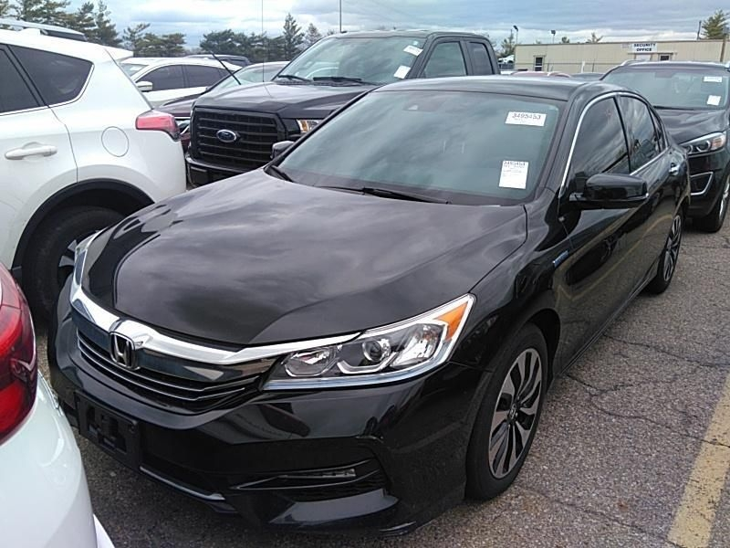 HONDA ACCORD 2017 price $16,550