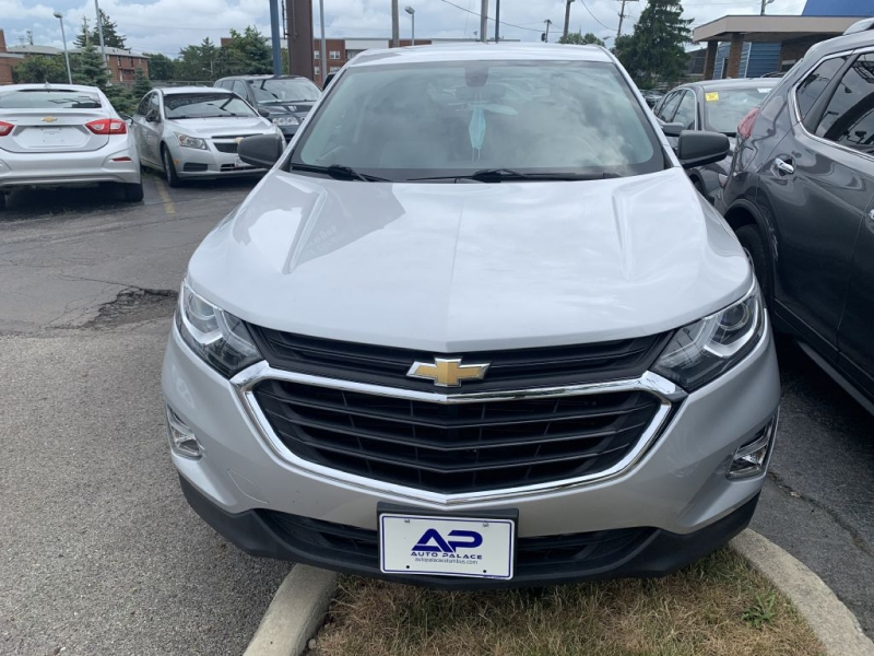 CHEVROLET EQUINOX 2018 price $14,234