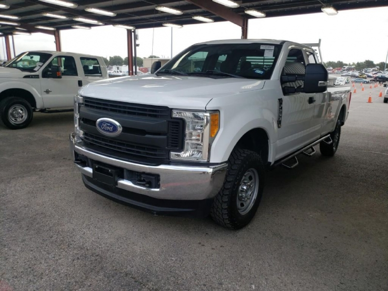 FORD F250 2017 price $26,899