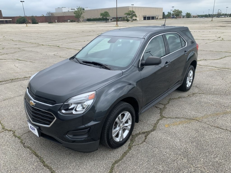 CHEVROLET EQUINOX 2017 price $11,999