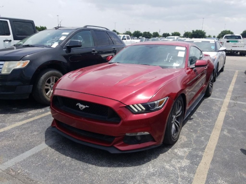 FORD MUSTANG 2016 price $22,999