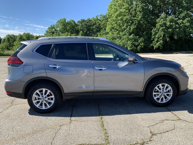 NISSAN ROGUE 2019 price $18,421