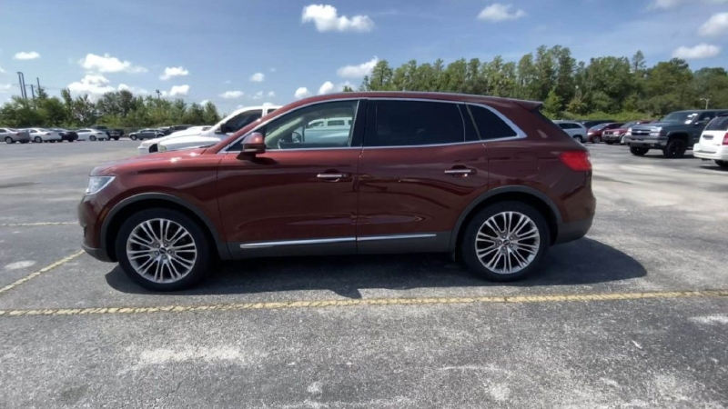 LINCOLN MKX 2016 price $18,999