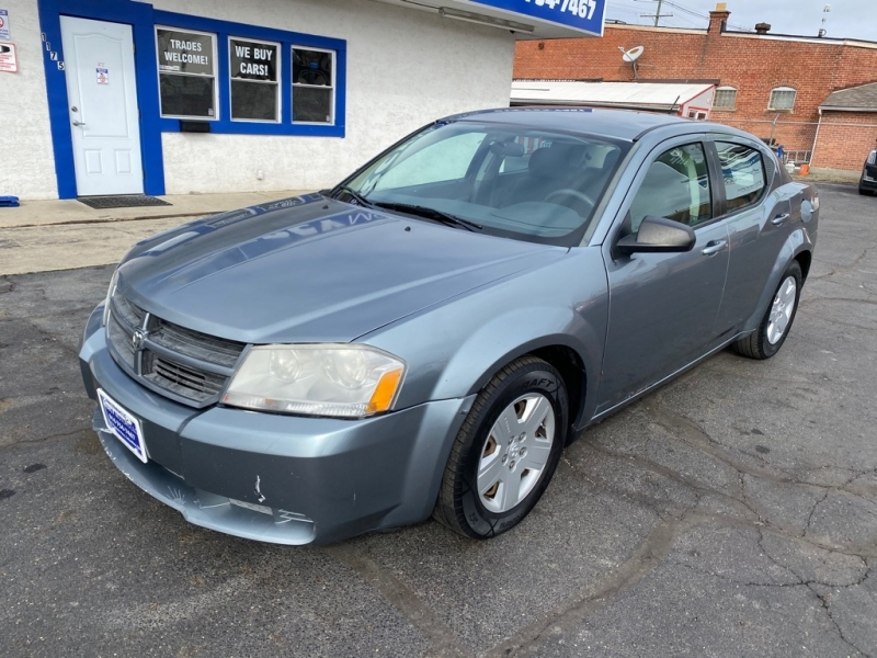 Dodge AVENGER 2008 price $2,995