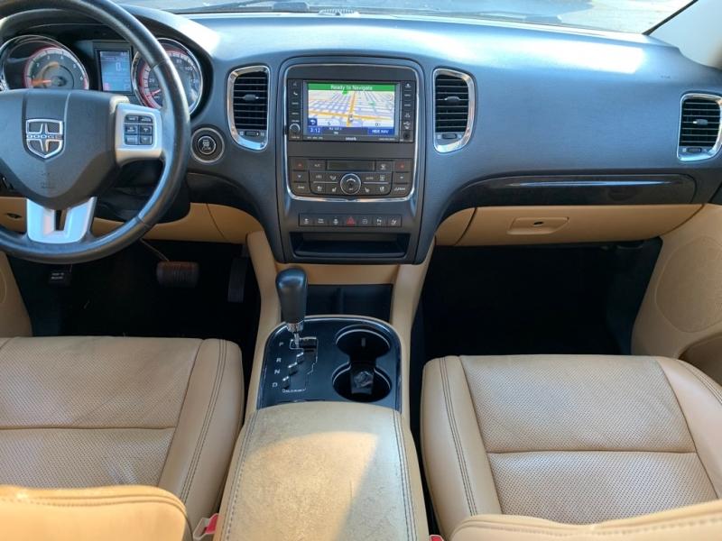 Dodge DURANGO 2011 price $9,995
