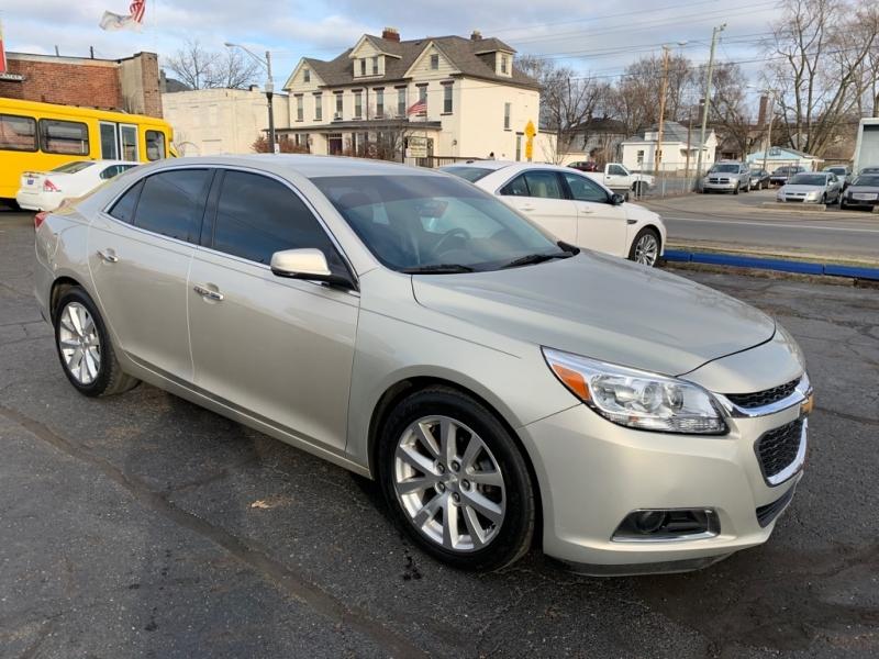 Chevrolet MALIBU 2014 price $9,000