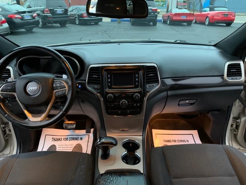 Jeep GRAND CHEROKEE 2014 price $11,950