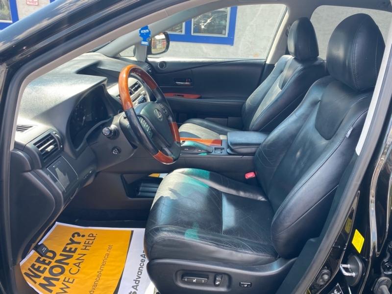 LEXUS RX 2011 price $8,995