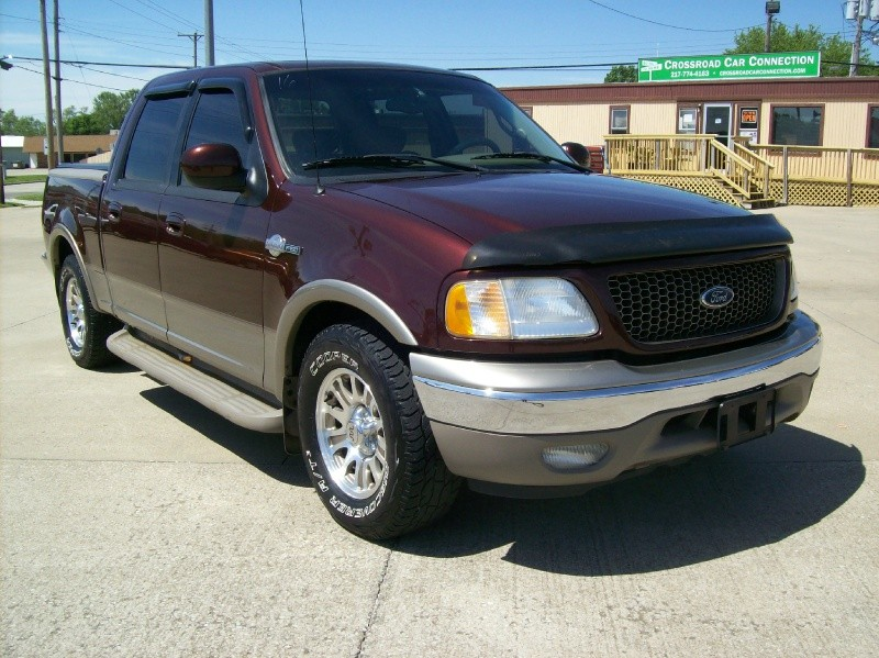 Additional Photos2001 Ford F 150 SuperCrew KING RANCH   Inventory   Crossroad Car  . 2001 Ford F150 Colors. Home Design Ideas