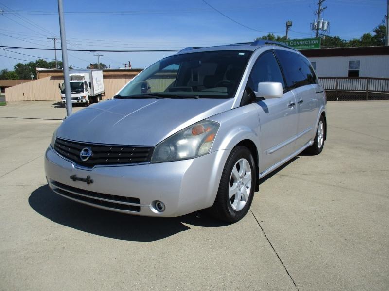 Nissan Quest 2007 price $4,795