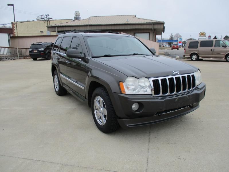 Jeep Grand Cherokee 2005 price $5,795