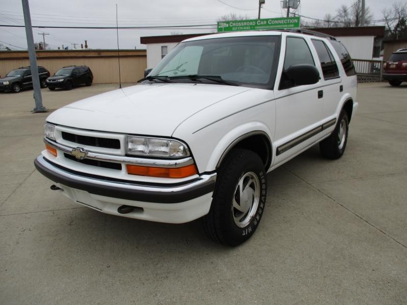 Chevrolet Blazer 2000 price $2,995