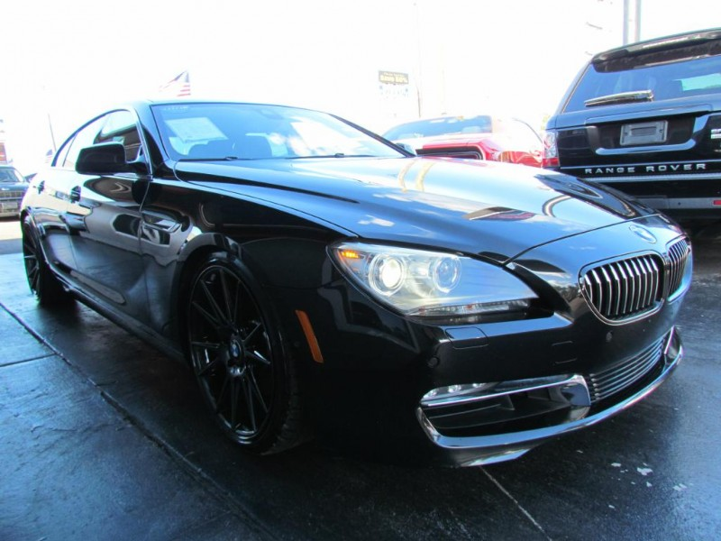 BMW 650 2013 price $39,978