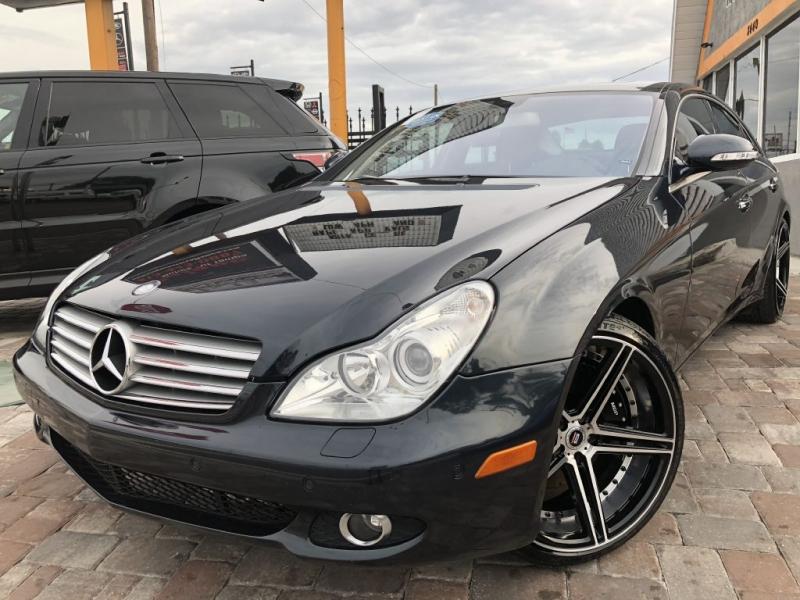 MERCEDES-BENZ CLS 2007 price $14,978