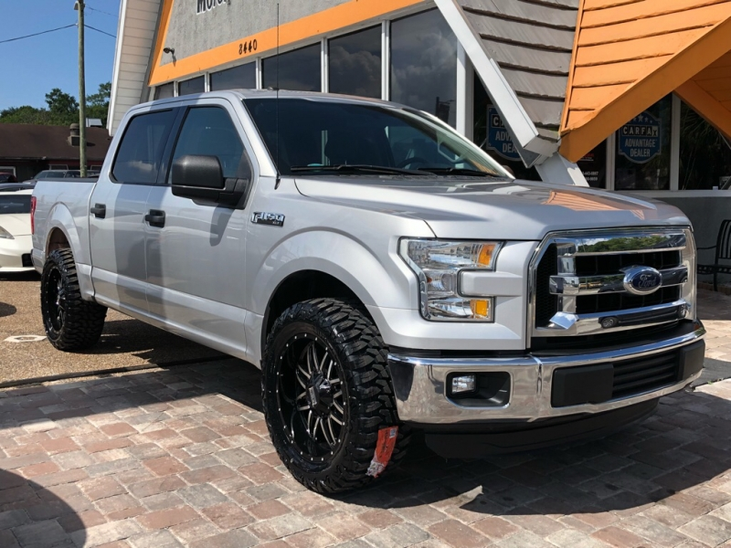 FORD F150 2016 price $27,978
