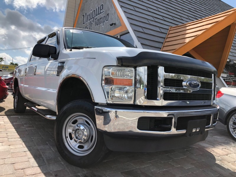 FORD F250 2008 price $18,978